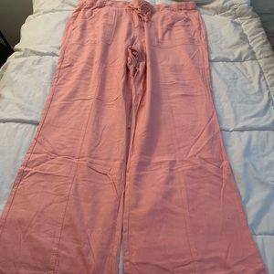 NY&Company linen pants size XL